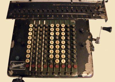 Mehanički računski stroj, Rheinmetall, Berlin, oko 1940.
