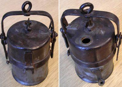 Karabitna svjetiljka, oko 1920.