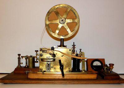 Telegrafski uređaj, Josiph Stenzer, Budimpešta, oko 1900.