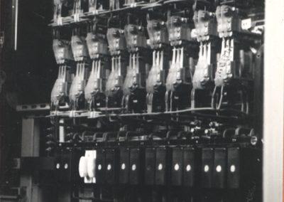 Releji blok ploče u EVP-u