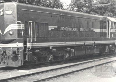 Dizel električna lokomotiva JŽ 661-017