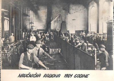 Naučnička radiona u Radionici Zagreb