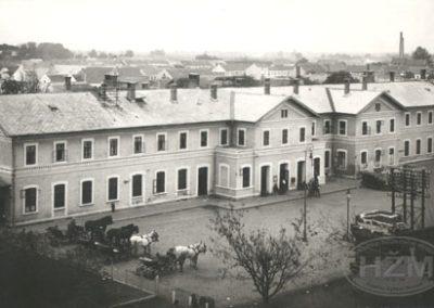 Kolodvor Osijek