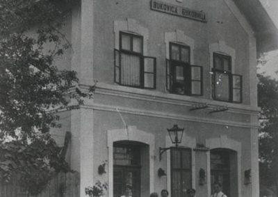 Kolodvor Špišić Bukovica