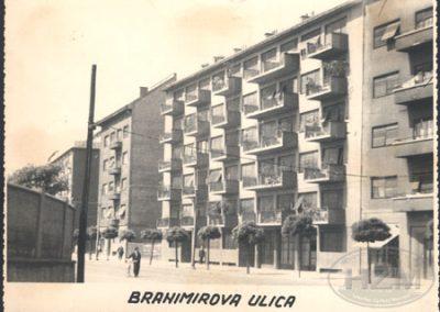 Zagreb, Branimirova ulica, za potrebe radnika TŽV-a Gredelj