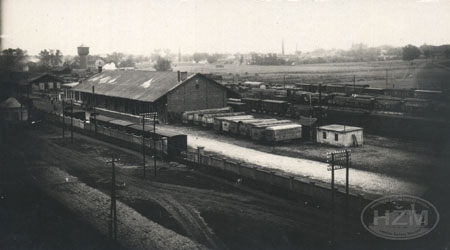 Osijek, skladište