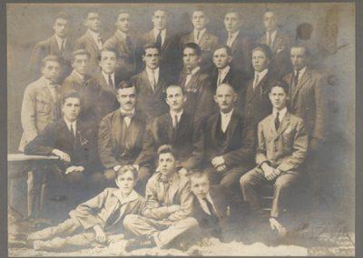 Naučnici Industrijske škole u Zagrebu po završetku školovanja