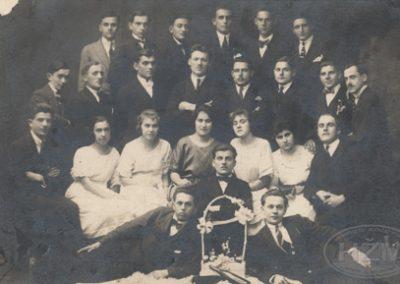 """Kulturno-prosvjetna sekcija u sklopu društva """"Željezničar"""""""