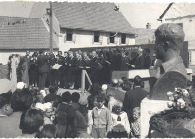 """Nastup pjevačkog zborka KUDŽ """"Vinko Jeđut"""" u Ivanić Gradu"""
