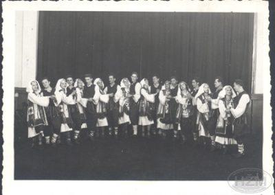"""KUDŽ """"Vinko Jeđut"""" nastup folklorne sekcije"""