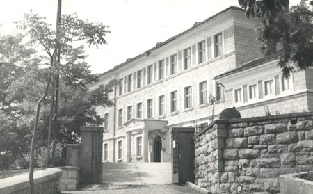 Škola za strojovođe u Kastvu