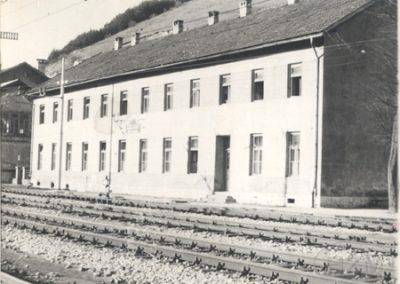 Željeznička škola u Moravicama
