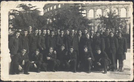 Polaznici Željezničkog tehnikuma u Puli