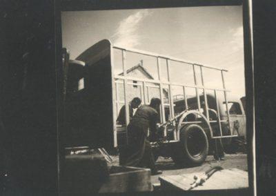 Prepravljanje automobila za željezničke potrebe