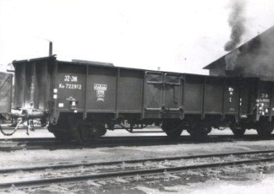 2-osovinski vagon Kiv