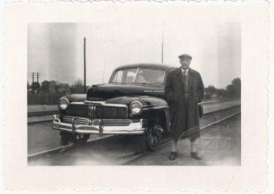 Pružni automobil marke Mercury i ing. Vrabec