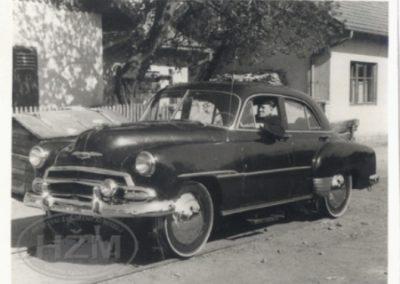 Pružni automobil marke Chevrolet
