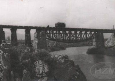 Most preko Like kod Gospića