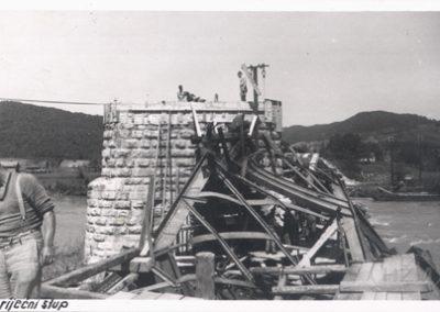 Popravak mosta kod Volinje