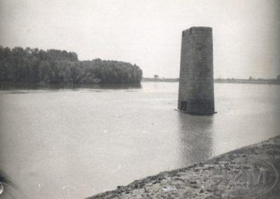 Ostavci mosta preko Drave (Szentlőrincz-Našice)