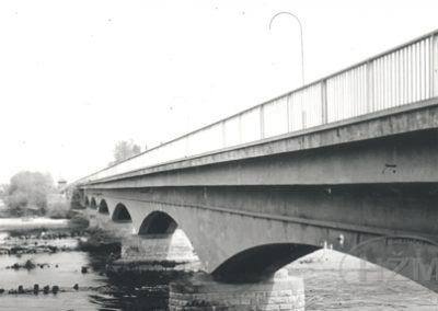 Most preko Drave kod Varaždina