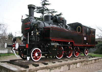 Parna lokomotiva JŽ 51-032