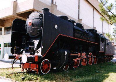 Parna lokomotiva JŽ 11-061