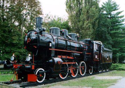 Parna lokomotiva JŽ 22-101