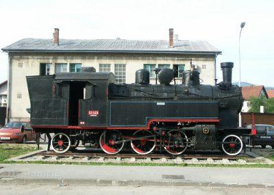 Parna lokomotiva JŽ 51-148
