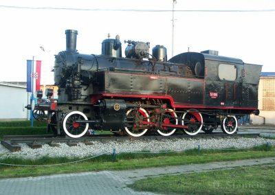 Parna lokomotiva JŽ 51-060