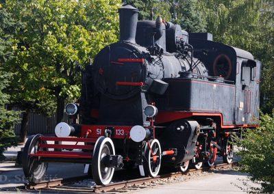 Parna lokomotiva JŽ 51-133