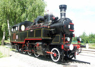 Parna lokomotiva JŽ 51-103
