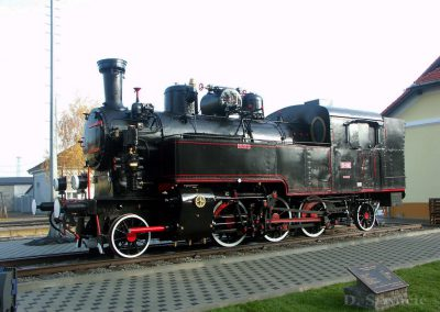 Parna lokomotiva JŽ 51-016