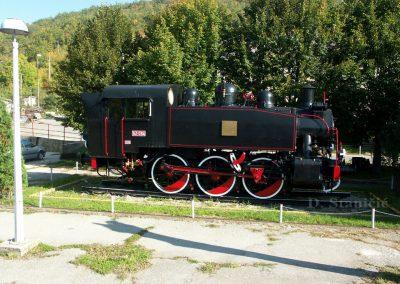 Parna lokomotiva JŽ 62-084