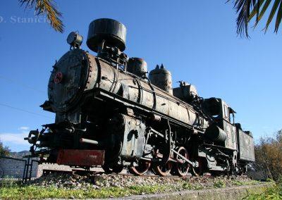 Parna lokomotiva JŽ 83-106