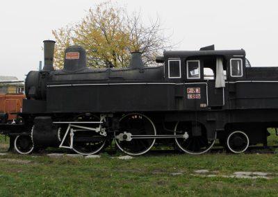 Parna lokomotiva JŽ 116-037