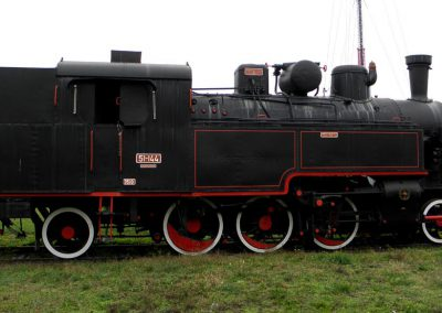Parna lokomotiva JŽ 51-144