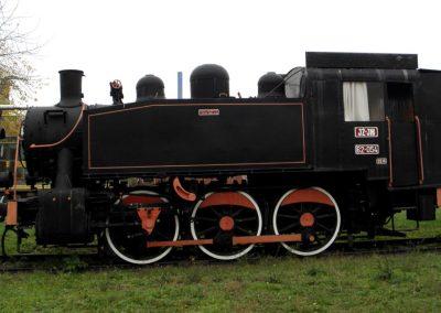 Parna lokomotiva JŽ 62-054