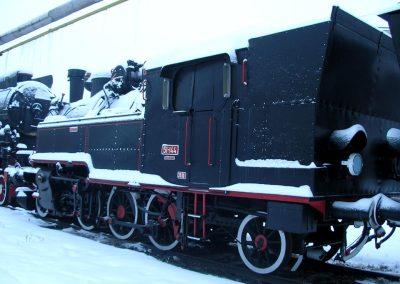Parna lokomotiva JŽ 51-144, Tvornica vagona, strojeva i mostova, Slavonski Brod, 1942.