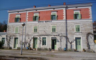 Kraljevska čekaonica u kolodvoru Opatija – Matulji