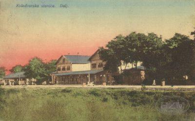 Željeznička pruga Dalj – Vinkovci – Brod na Savi