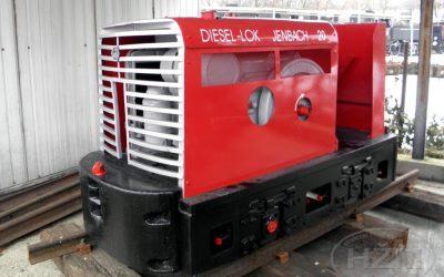 Lokomotiva iz ribnjaka Crna Mlaka