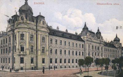 Poslovna uprava državnih željeznica u Zagrebu