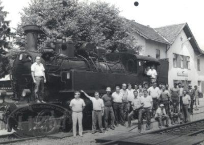 Parna lokomotiva serije 51