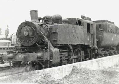 Parna lokmotiva 62-054