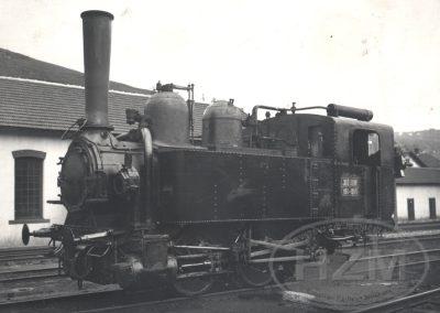 Parna lokomotiva JDŽ 151-005