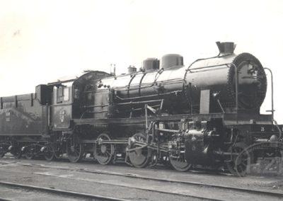 Parna lokomotiva JDŽ 26-082